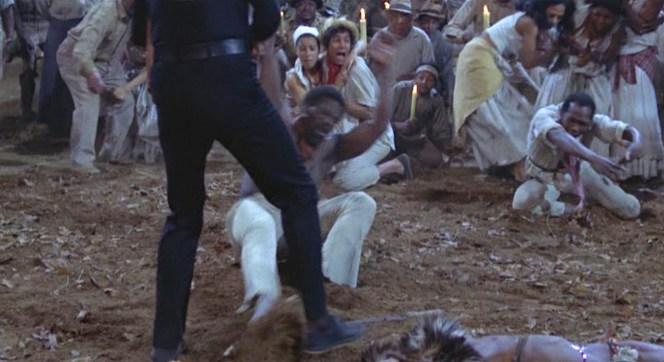 Kickin' ass on San Monique.