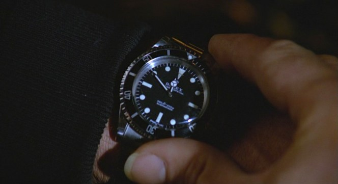 Shame on you if you don't know what kind of watch this is.