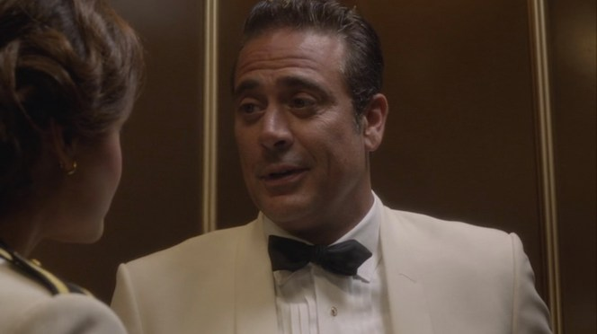 """Although when Ike actually does tie his bow tie, seen here in """"Crossroads"""" (Episode 2.04), he looks sharp."""