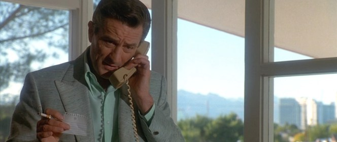 We've all experienced tense phone calls with James Woods.
