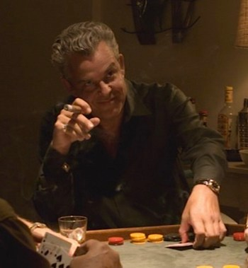 "Danny Huston as Ben ""the Butcher"" Diamond in ""Castles Made of Sand"", episode 1.03 of Magic City (2012-2013)"