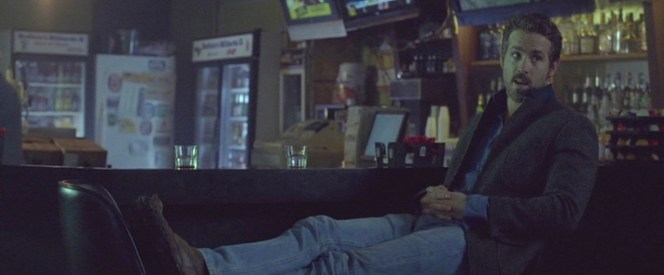 Curtis looks most at home when lounged across worn leather stools at a dive bar.