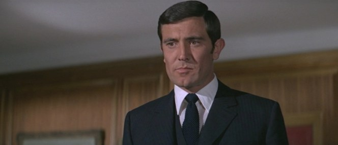 """Bond is understandably displeased when M forces him off of """"Operation Bedlam""""."""