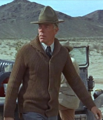 "Lee Marvin as Henry ""Rico"" Fardan in The Professionals (1966)"