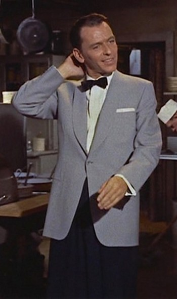 Frank Sinatra as Joey Evans in Pal Joey (1957)