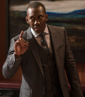 """Mahershala Ali as Cornell """"Cottonmouth"""" Stokes on Luke Cage (Episode 1.05: """"Just to Get a Rep"""")"""