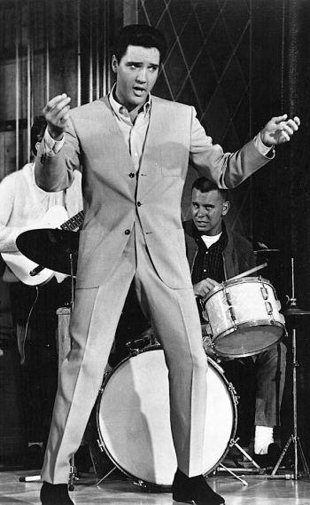Elvis Presley in Viva Las Vegas (1964)