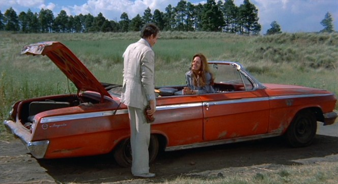 Based on the trunk size of Bennie's Impala, he would have been well-prepared should El Jefe's request have been for more than of Alfredo Garcia than just his head.