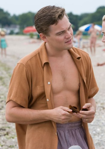 Leonardo DiCaprio as Frank Wheeler in Revolutionary Road (2008)