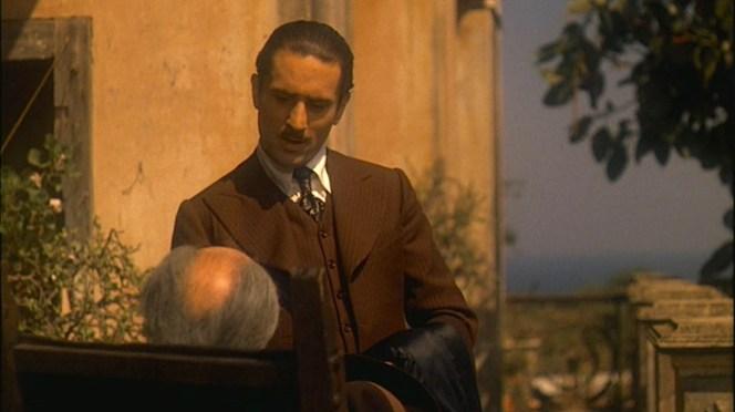 """My father's name was Antonio Andolini..."""