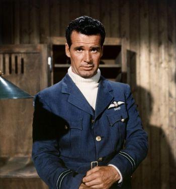 James Garner as Flight Lieutenant Hendley in The Great Escape (1963)