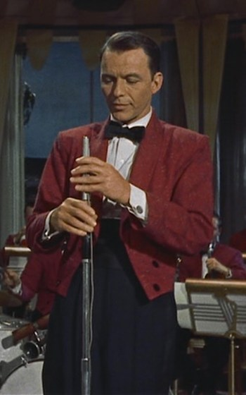Frank Sinatra as Joey Evans in Pal Joey (1957)