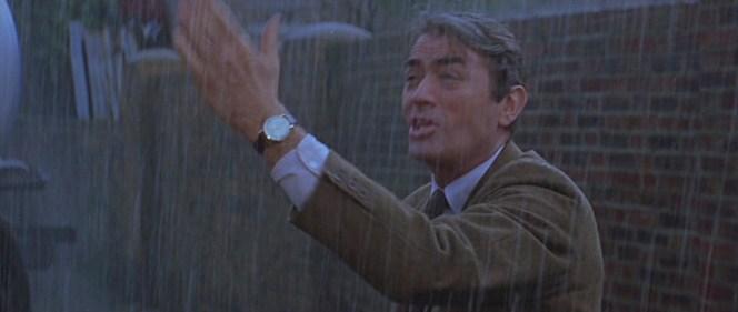 Let's hope that watch is waterproof!