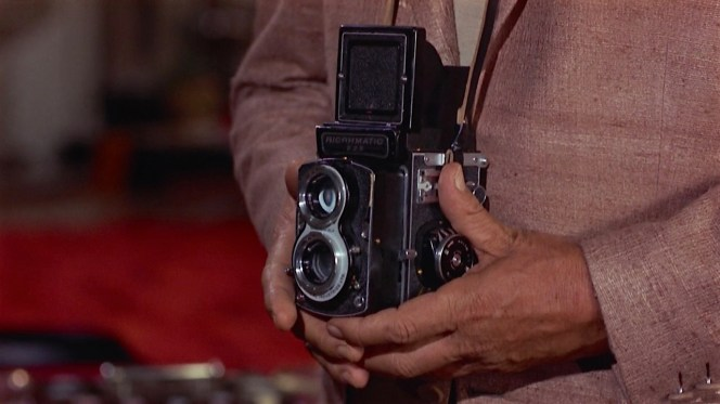 "Matt Helm's Richomatic 225 gives a whole new meaning to the term ""photo shoot""."