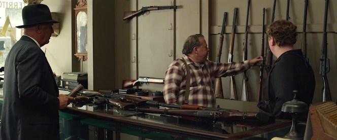 The Lubbock gun store clerks meet their new favorite customer.