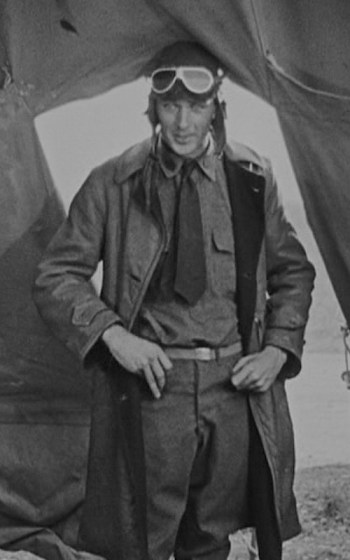 Gary Cooper as Cadet White in Wings (1927)