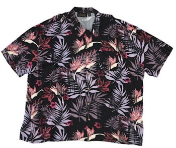 """Tony Soprano's screen-worn tropical print shirt from """"Soprano Home Movies"""" (Source: Christie's)"""