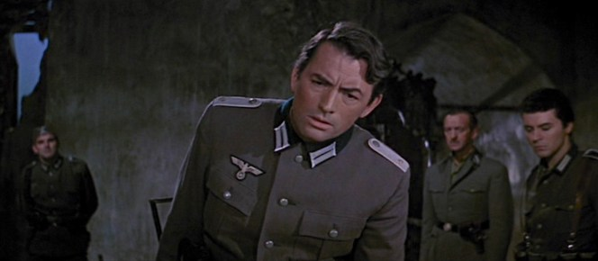 Captain Mallory seemingly demotes himself to a Lieutenant after appropriating Muesel's uniform.