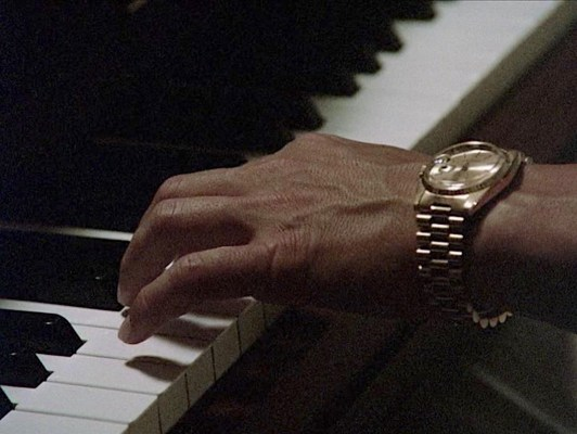"Sonny's Rolex tribute watch gets plenty of screen time in ""Brother's Keeper""."
