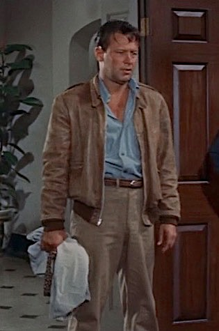 William Holden as Hal Carter in Picnic (1955)