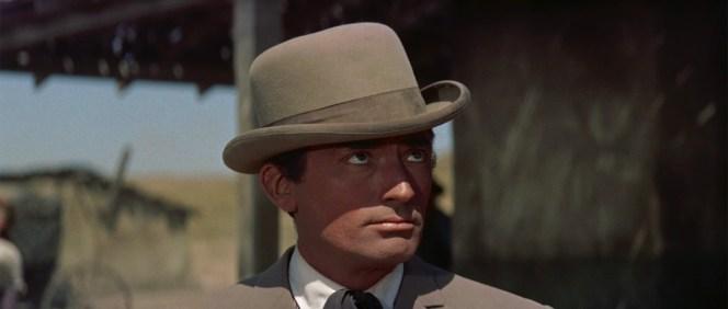 McKay regards his controversial derby hat.