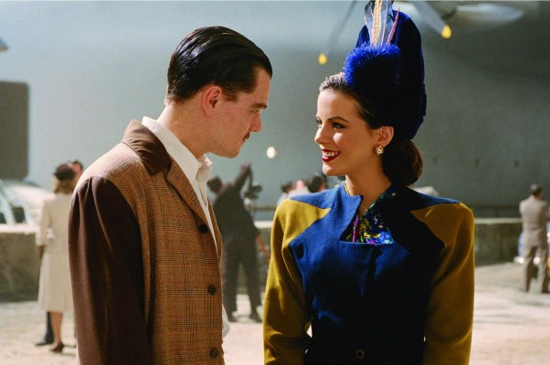 Where Hollywood and aviation intertwined: Howard Hughes' tumultuous real-life relationship with Ava Gardner was depicted on screen with Kate Beckinsale playing the sultry screen siren.