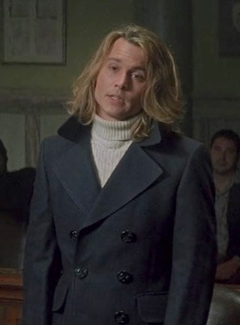 Johnny Depp as George Jung in Blow (2001)