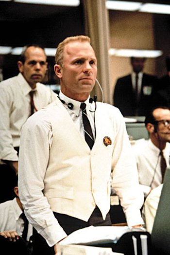 Ed Harris as Gene Kranz in Apollo 13 (1995)