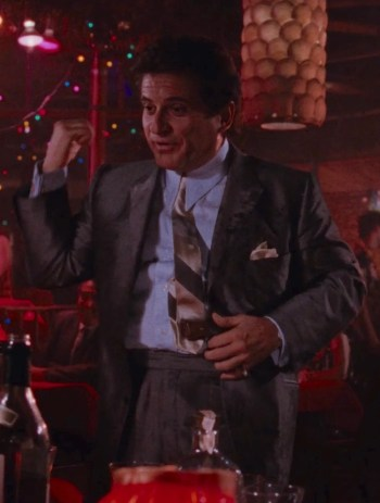 Joe Pesci as Tommy DeVito in Goodfellas (1990)