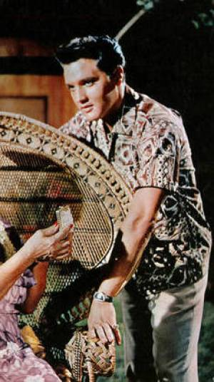 Elvis Presley in Blue Hawaii (1961)
