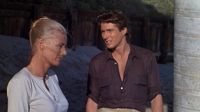 Julian finds Anne unsympathetic to his cause after he seemingly abandoned her to work for rival Leon.