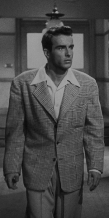 Montgomery Clift as George Eastman in A Place in the Sun (1951)