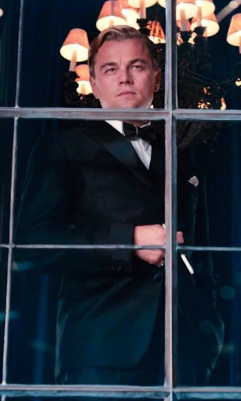 Leonardo DiCaprio as Jay Gatsby in The Great Gatsby (2013)