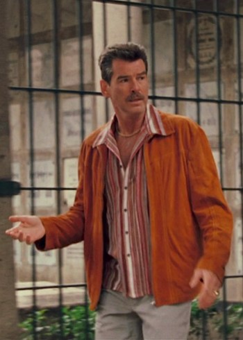 Pierce Brosnan as Julian Noble in The Matador (2005)