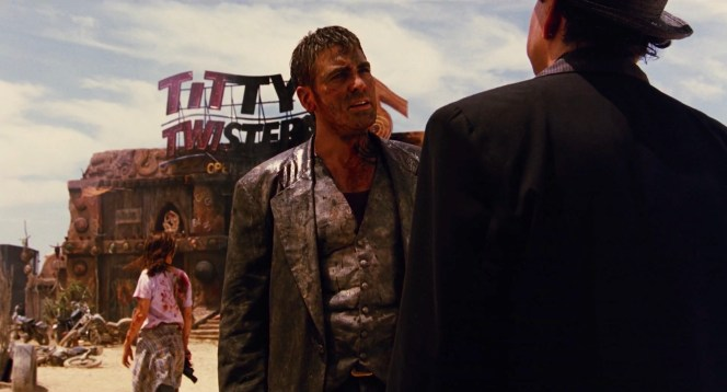 George Clooney in From Dusk till Dawn (1996)