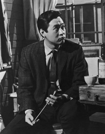 James Shigeta as Detective Joe Kojaku in The Crimson Kimono (1959)