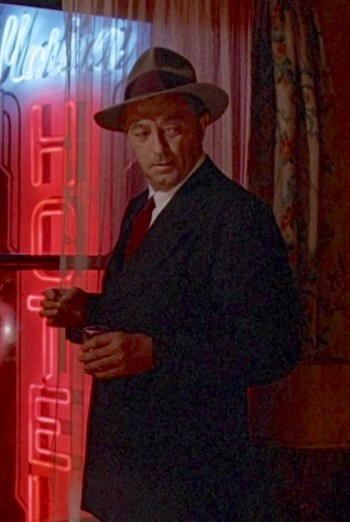 Robert Mitchum as Philip Marlowe in Farewell, My Lovely (1975)