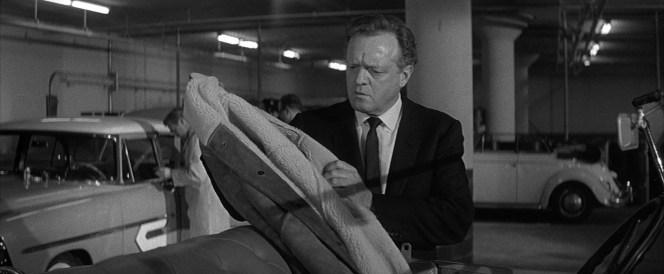 Van Heflin in Once a Thief (1965)