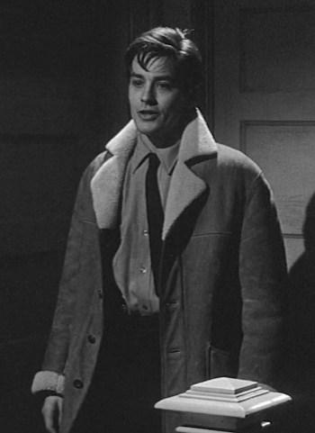 Alain Delon as Eddie Pedak in Once a Thief (1965)