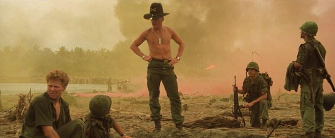 Robert Duvall as Lieutenant Colonel Bill Kilgore in Apocalypse Now (1979)