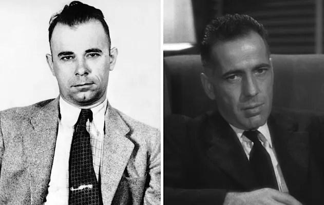 John Dillinger vs. Roy Earle