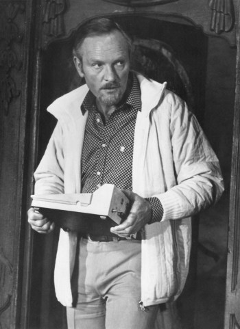 Julian Glover as Aristotle Kristatos in For Your Eyes Only (1981)
