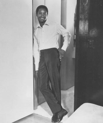 Sam Cooke, circa 1964.