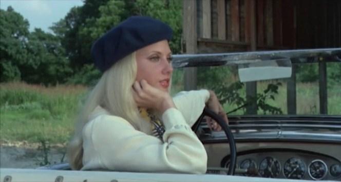 Morgan Fairchild in A Bullet for Pretty Boy (1970)