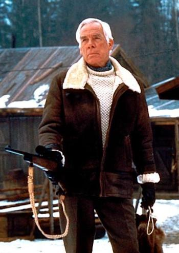 Lee Marvin as Jack Osborne in Gorky Park (1983)