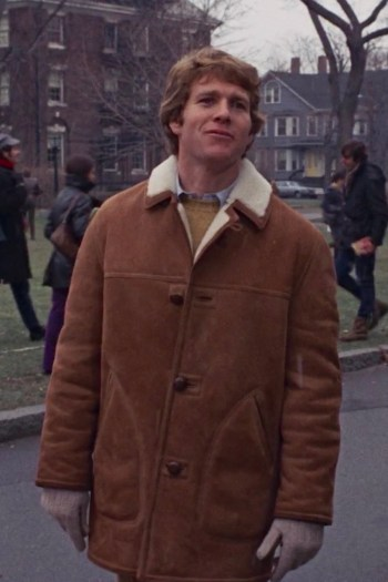 Ryan O'Neal as Oliver Barrett IV in Love Story (1970)