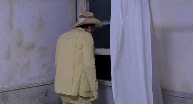 M. Emmet Walsh as Loren Visser in Blood Simple (1984)