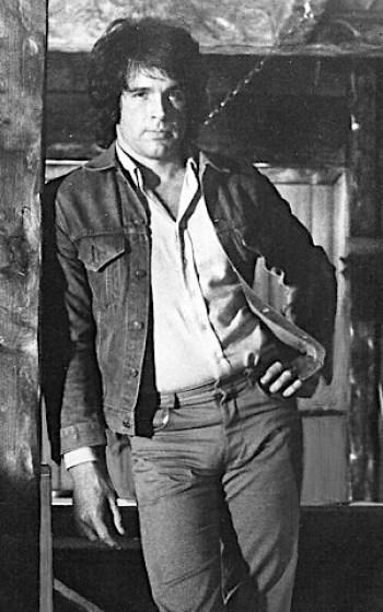 Warren Beatty as Joe Frady in The Parallax View (1974)