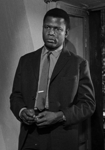 Sidney Poitier in Paris Blues (1961)