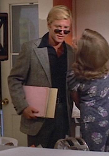 Robert Redford as Hubbell Gardner in The Way We Were (1973)